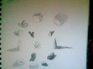Homework Shapes