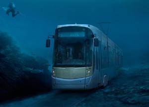 underwater bus