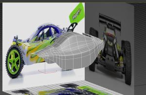 car shell turbo