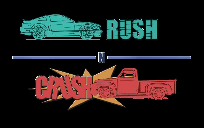 RUSH AND CRUSH LOGO4